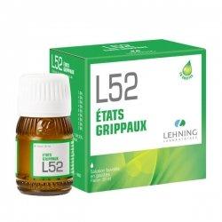 Lehning L52 Etat Grippaux 30 ml
