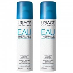 Uriage Duo Pack Eau Thermale Brumisateur 2x300ml