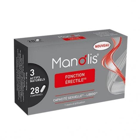 Sérélys Manolis 28 comprimés pas cher, discount