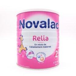 Novalac Relia 2 Lait de Suite 800g