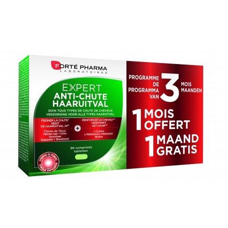 Forte Pharma Expert Anti-Chute Programme de 3 mois 90 comprimés pas cher, discount