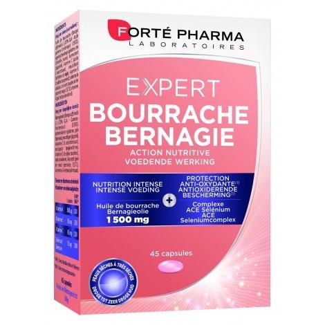 Forte Pharma Expert Bourrache 45 capsules pas cher, discount