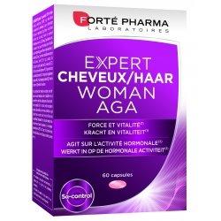 Forte Pharma expert cheveux woman aga 60 gel