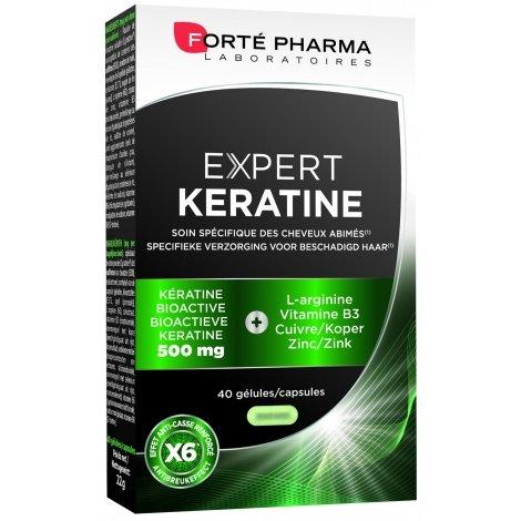 Forte Pharma Expert Keratine 40 Gélules pas cher, discount