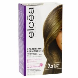 Elcéa Coloration Permanente Blond Doré - 7.3