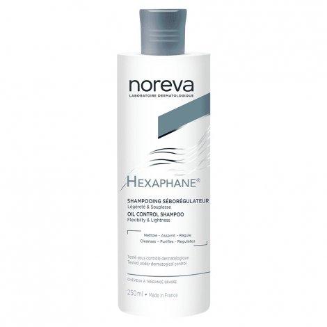 Noreva Hexaphane Shampoing Séborégulateur 250ml pas cher, discount
