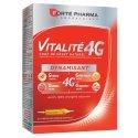 Forte Pharma vitalité 4g dynamisant ampoules 20x10ml