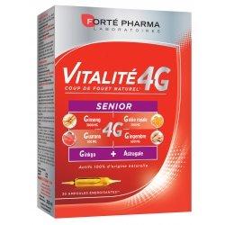Forte Pharma Vitalité 4G Senior 20 amp.