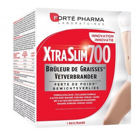 Forté Pharma Xtra Slim 700 Brûleur De Graisses x120 Gélules pas cher, discount