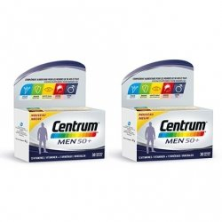Centrum Men 50+ Pack 2 x 30 comprimés