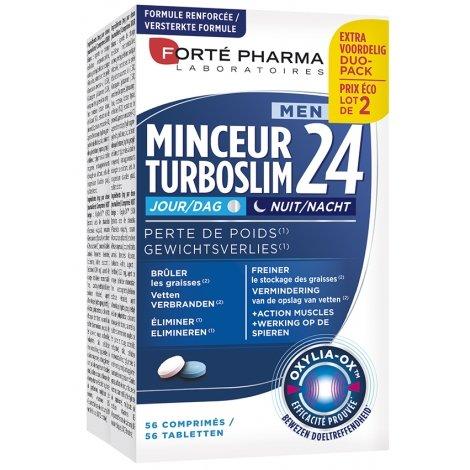 Forté Pharma Minceur 24 Perte De Poids Homme 2x28 Comprimés pas cher, discount
