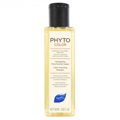 Phyto Color Shampooing Protecteur de Couleur 100ml pas cher, discount