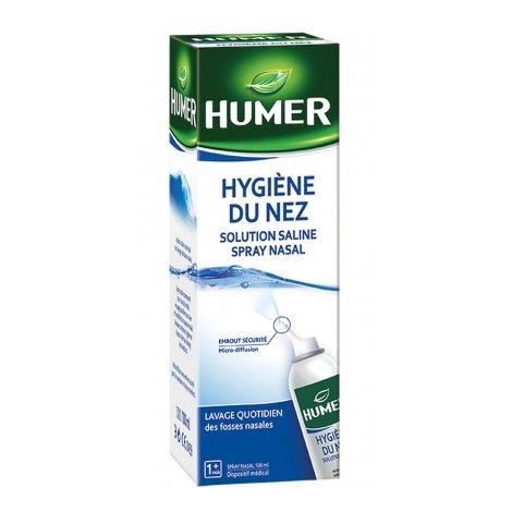 Humer Hygiène Hygiène du Nez Solution Saline 100ml pas cher, discount