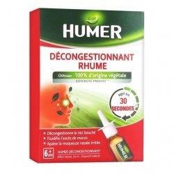 Humer Décongestionnant Rhume Spray Nasal 10ml