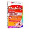 Forte Pharma Multivit' 4G Energie 30 comprimés