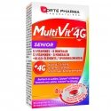 Forte Pharma Multivit' 4G Senior 30 comprimés