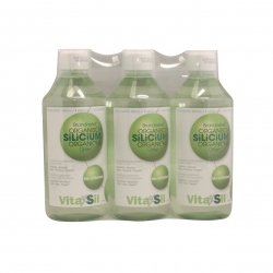 VitaSil Pack Silicium Organique 3 x 500ml