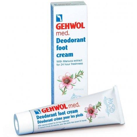 Gehwol Med Déodorant Crème pour les Pieds 75ml pas cher, discount
