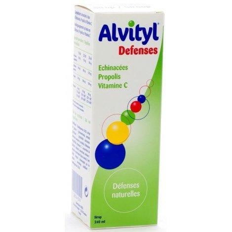 Alvityl Défense Sirop 240ml pas cher, discount