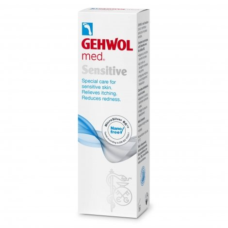 Gehwol Med Sensitive 75ml pas cher, discount