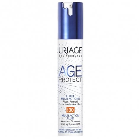 Uriage Age Protect Fluide Multi-Actions SPF30 40ml pas cher, discount