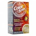3 Chênes Color & Soin Coloration Permanente 8V - Blond Veneziano 60ml