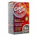 3 Chênes Color & Soin Coloration Permanente 6A - Blond Foncé Cendré 60ml