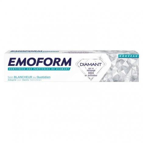 Emoform Dentifrice aux Particules de Diamant 75ml pas cher, discount