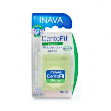 Inava DentoFil Fluor Protection Carie pas cher, discount