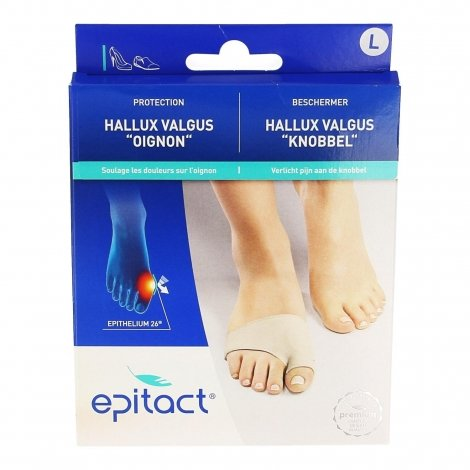 Epitact Protection Hallux Valgus Taille L 42/45 pas cher, discount