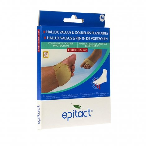 Epitact Coussinets Double Protection a l'Epithelium Taille M 39/41 pas cher, discount