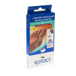 Epitact Kit Hallux Valgus Sérum 10ml + 2 Protections