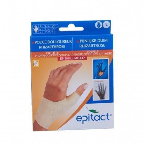 Epitact orthese propriocept. souple pouce gauche l pas cher, discount