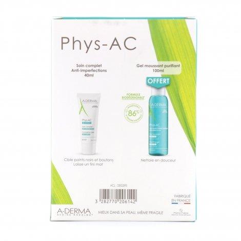 A-Derma Phys-AC Soin Anti-Imperfection + 1 produit offert pas cher, discount