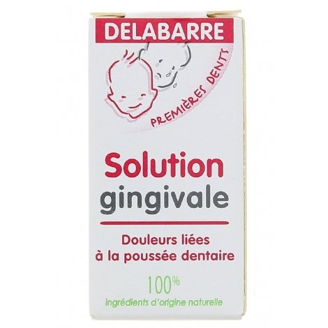 Delabarre Solution Gingivale 15ml pas cher, discount