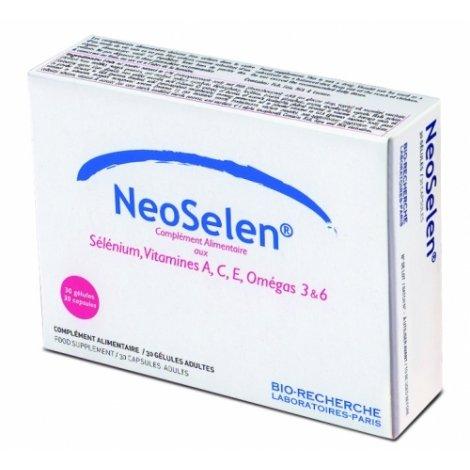 Neo Selen Antioxidant Immunité 30 gélules pas cher, discount