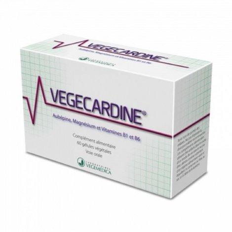 Vegecardine Troubles Cardiaque Système Nerveux 60 gélules pas cher, discount