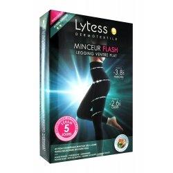 Lytess Minceur Flash Legging Ventre Plat S/M Noir