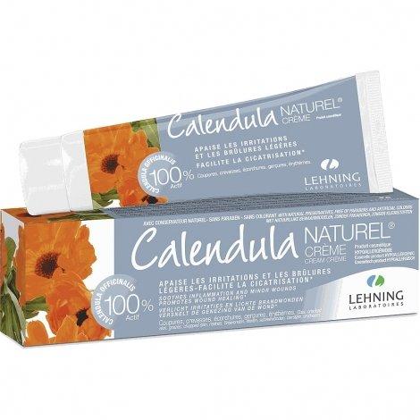 Lehning Calendula Naturel Crème 50g pas cher, discount
