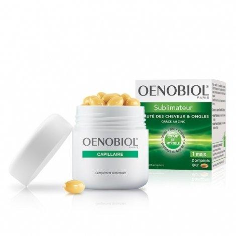 Oenobiol Capillaires Sublimateur Cheveux Et Ongles 60 Comprimes pas cher, discount