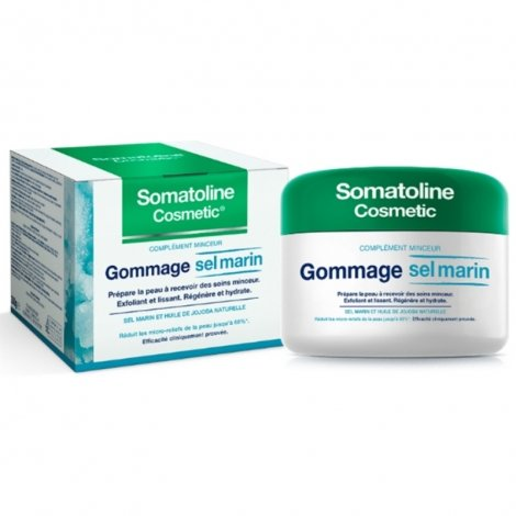 Somatoline Cosmetic Gommage Sel Marin 350g pas cher, discount