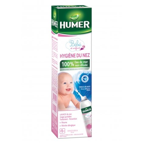 Humer spray isotonique enfant 150ml pas cher, discount