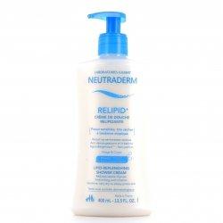 Neutraderm Relipid+ Crème de Douche Relipidante 400ml