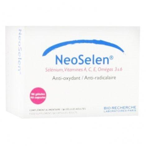 Neo Selen Antioxidant Immunité 90 gélules pas cher, discount