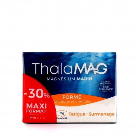 Iprad ThalaMag Magnésium Marin Forme Maxi Format 120 gélules pas cher, discount