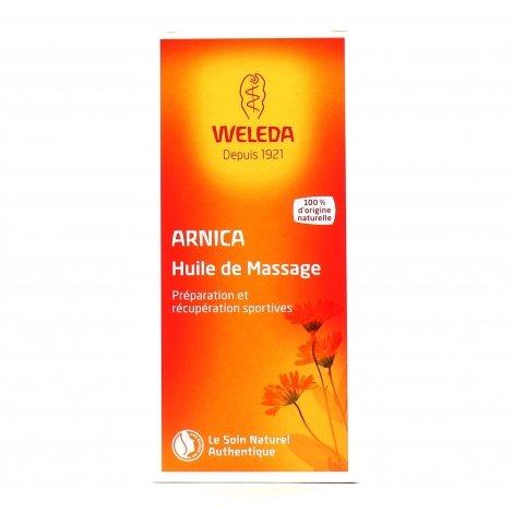 Weleda Huile De Massage Bio A L'Arnica 50 Ml pas cher, discount