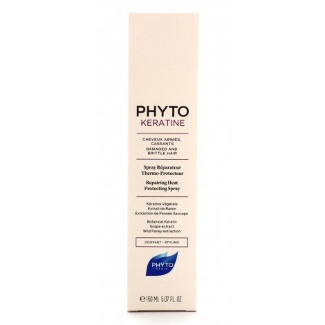 Phyto Keratine Spray Réparateur Thermo Potecteur 150ml pas cher, discount