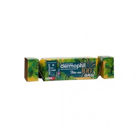 Dermophil Indien Crackers Edition 100ans Crème Mains 50ml + Stick Lèvres 4g pas cher, discount