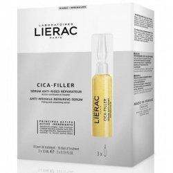 Lierac Cica-Filler Sérum Anti-Rides Réparateur 3 x 10ml