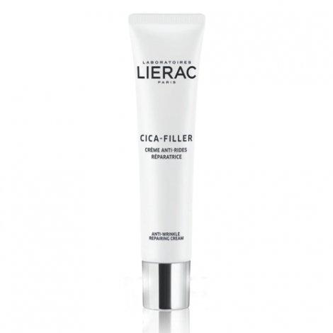 Lierac Cica-Filler Crème Anti-Rides Réparatrice 40ml pas cher, discount